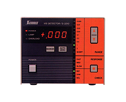 紫外・可視検出器 S-3110,S-3210